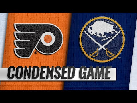 12/08/18 Condensed Game: Flyers @ Sabres