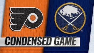 12/08/18 Condensed Game: Flyers @ Sabres