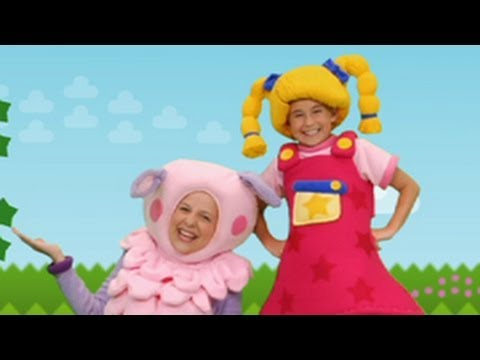 This Little Piggy (HD) - Mother Goose Club Songs for Children