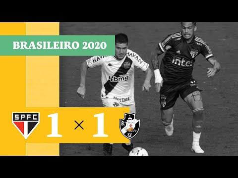 Sao Paulo Vasco Goals And Highlights