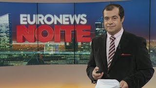 Euronews Noite   As notícias do Mundo de 20 de dezembro de 2019