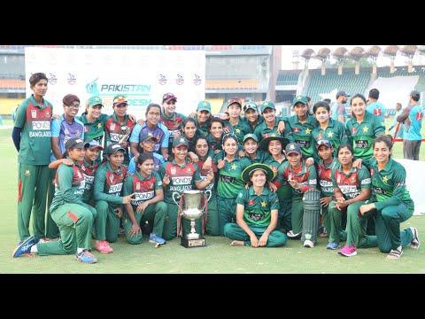 Highlights | Pakistan Women Vs Bangladesh Women | 2nd ODI | Full Match | PCB