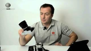 Nikon Df. Интерактивный видео тест. Предварительный осмотр. Часть 1