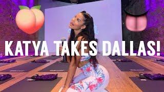 KATYA TAKES ON DALLAS! | Katya Elise Henry