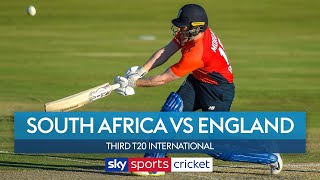 Eoin Morgan blasts England to series win! | South Africa vs England | 2nd T20 I Highlights