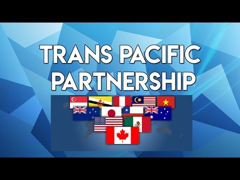 Trans Pacific Partnership - Burning topics for UPSC/State PSC