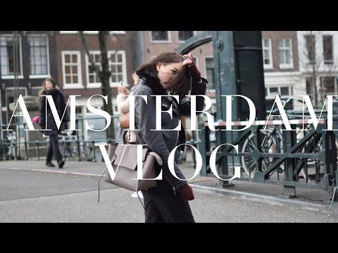Amsterdam Vlog | 4 Days In Amsterdam