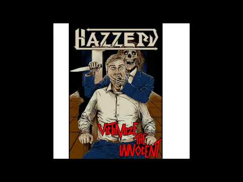 Hazzerd - Victimize The Innocent (EP)