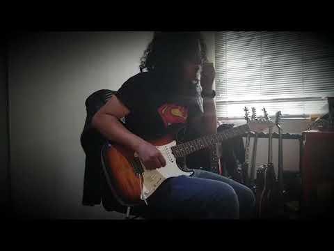 Gitar karok-kau pergi jua gitar cover