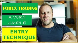 ANYONE CAN TRADE FOREX   A VERY Simple Entry Technique(For the Live Room Access and memberships click here: http://www.tradeempowered.co.uk/london-live-room For the FX Basics course click here: ..., 2016-10-04T18:50:46.000Z)