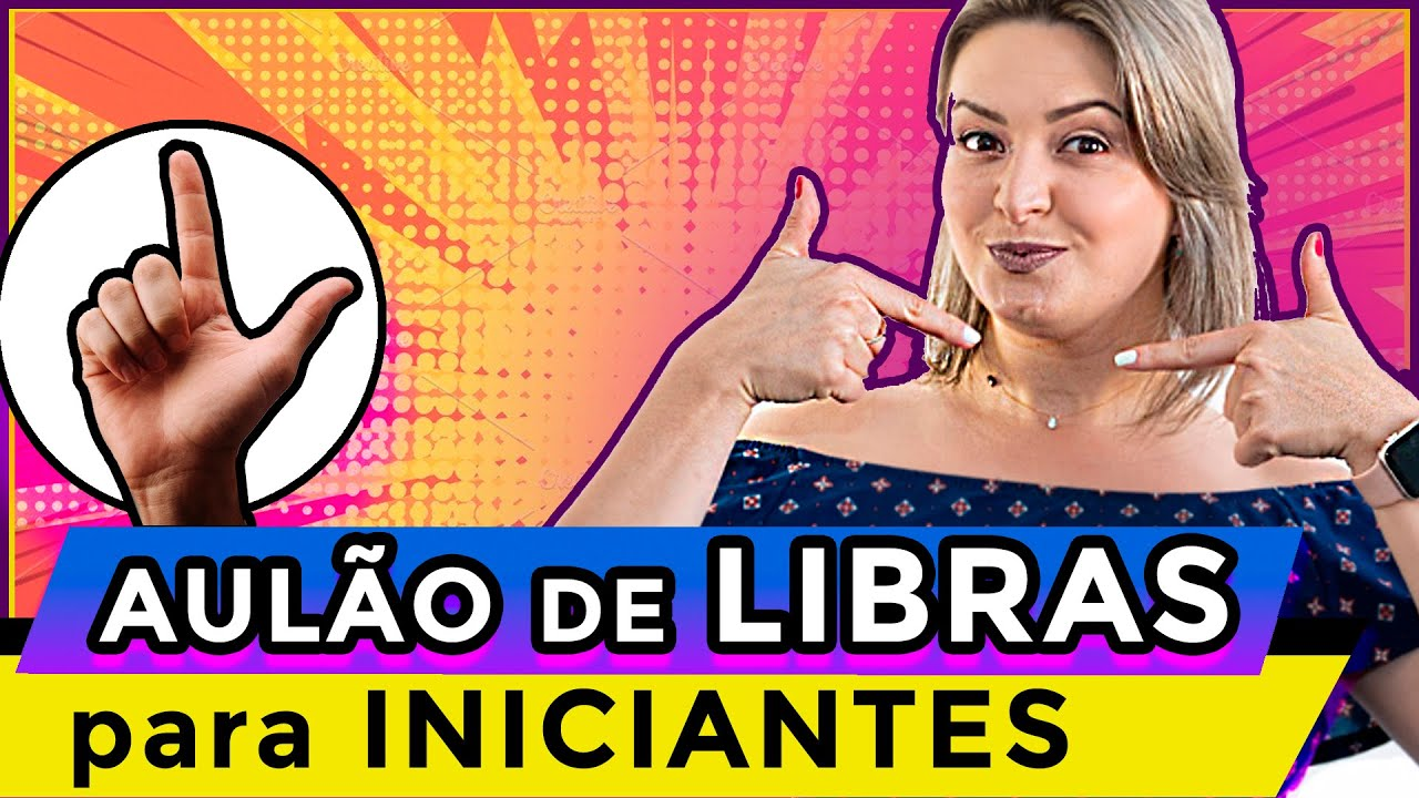 Download LIBRAS PARA INICIANTES: Passo a Passo com SINAIS e FRASES