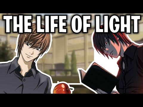The Life Of Light Yagami (Death Note)