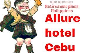 Allure hotel, Cebu, Philippine…