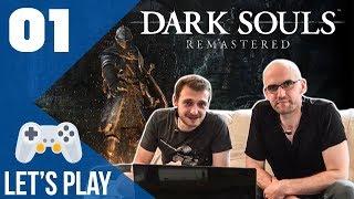 GRIMLOQ, AU SECOURS ! (Dark Souls Remastered #1)
