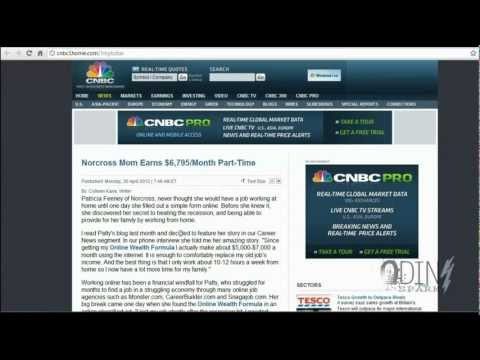CNBC Work From Home Scam [scam alert]