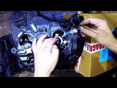 Headlight removal | VW T6 Forum - The Dedicated VW Transporter T6 Forum