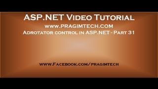 Adrotator control in asp net   Part 31