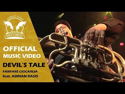 "Fanfare Ciocarlia feat. Adrian Raso - Django (album ""Devil's Tale"")"