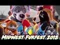 FRIENDLY FURRIES | MFF 2018 Vlog #3 (Midwest Furfest)
