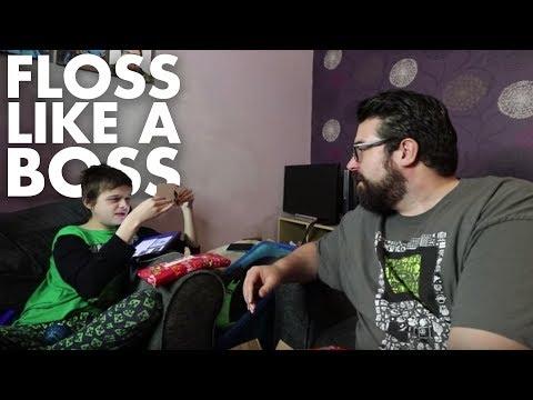 FLOSS LIKE A BOSS | EVEN MORE CHRISTMAS GIFTS | FAMILY VLOG