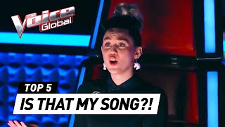 Best MILEY CYRUS covers in The Voice (Kids) | The Voice Global thumbnail