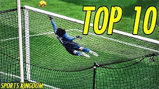 Guillermo Ochoa ✪ TOP 10 Most Impossible Saves In His History ✪ Insane Show | HD