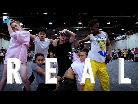 REAL - Years & Years | Brian Friedman Choreography | BuildaBEAST Experience 2017