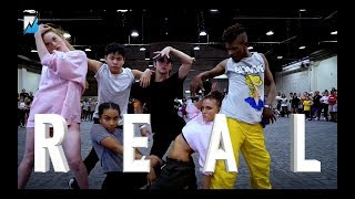 REAL - Years & Years   Brian Friedman Choreography   BuildaBEAST Experience 2017