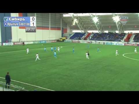 Краснодар - Крылья Советов 0:2 гол Максимоваиз YouTube · Длительность: 1 мин35 с