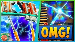 * NEW * PORTALS FOUND!! SEASON 5 MAP CHANGES * LEAKED *!!! -Fortnite: Battle Royale