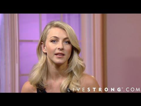 Julianne Hough Opens Up About Hiding Her Pain on DWTS ...