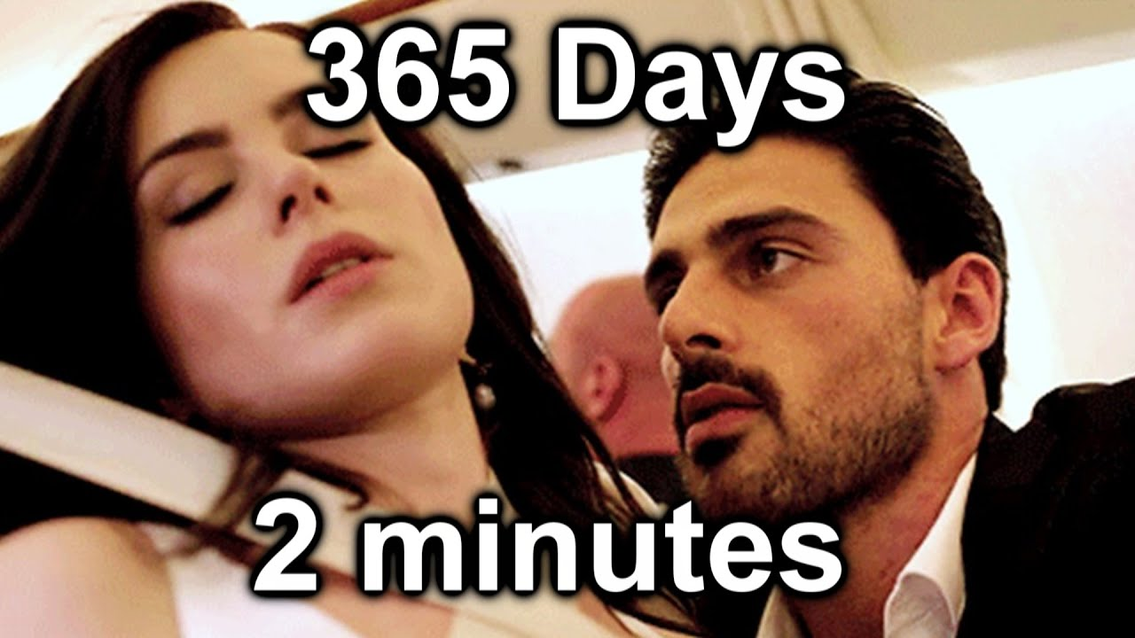 365 Days in 2 minutes 2分钟看完上船快乐的 365天