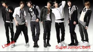Super Junior - White Christmas (ORIGINAL SONG) NEW 2011