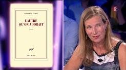 Catherine Cusset - On n'est pas couché 3 septembre 2016 #ONPC