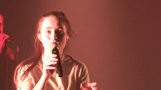 Sigrid - In Vain/Schedules/Plot Twist, Melkweg 28-11-2018 Video