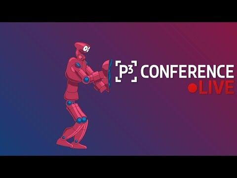 P3 Conference 2016 in Prague Live Stream