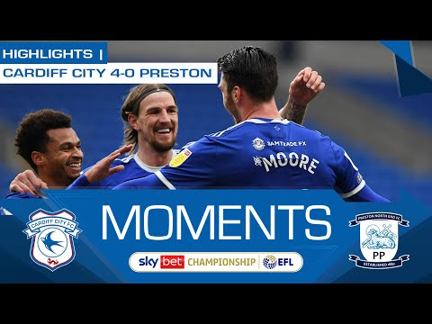 Cardiff Preston Goals And Highlights