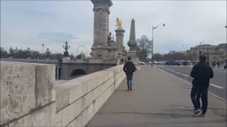 مناظر من مدينة باريس الفرنسية    Ville de paris