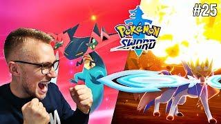 WIEŻA WALK ! TWORZĘ NOWĄ DRUŻYNĘ POKEMONÓW ! (Pokemon Sword, odc. 25)
