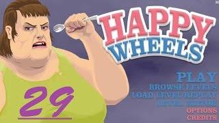 Happy Wheels ep.029 Забавляваме се ....