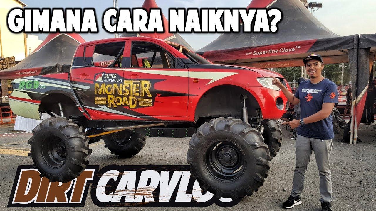 Inikah Mobil Offroad Tertinggi Di Indonesia Dirt Carvlog 57 Youtube