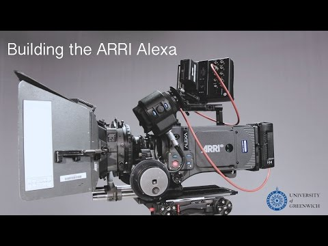 ARRI Alexa Camera Build
