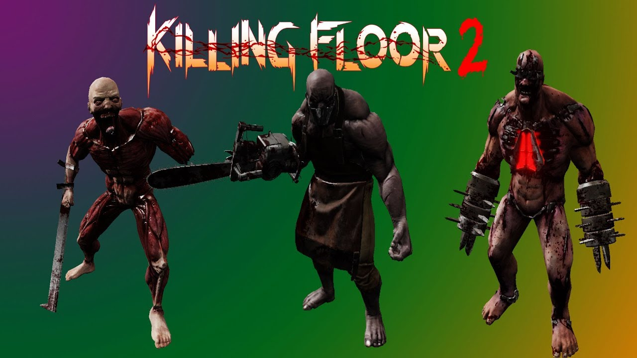 killing floor funny moments chaos boss battles and