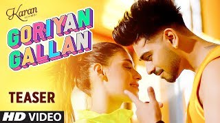 Song Teaser ► Goriyan Gallan | Karan Sehmbi | Releasing on 18 November 2019