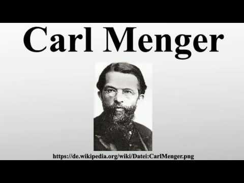 Carl Menger