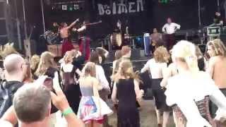 Comes Vagantes - Douce Dame Jolie - Keltisch Mittsommer Festival 2014 Bad Neuenschanz