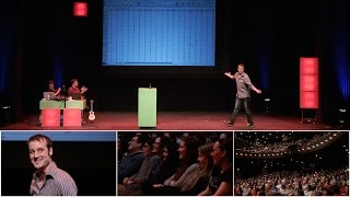 Stand-up comedy routine about Spreadsheets(Matt Parker's comedy routine about spreadsheets. From the Festival of the Spoken Nerd DVD: Full Frontal Nerdity Buy Full Frontal Nerdity as a DVD or ..., 2016-01-04T19:33:07.000Z)