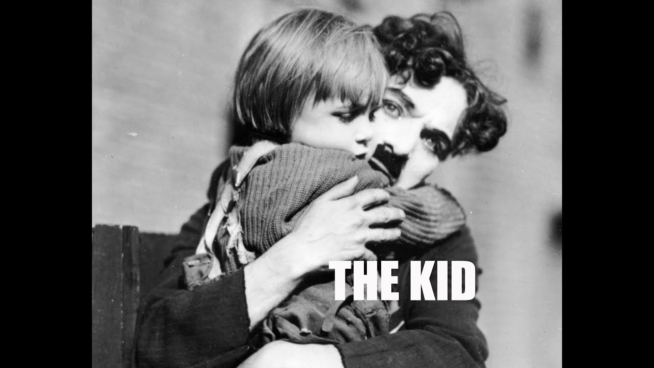 Charlie Chaplin - The Kid (Trailer) - YouTube