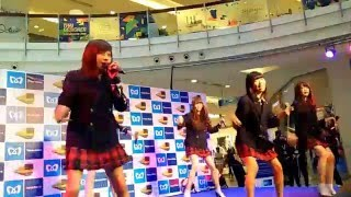 """Thanks """"Tokyo Metro"""" - Live in the morning - Low quality."""