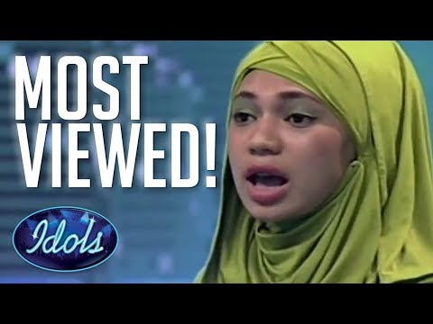 Indonesian Idol MOST VIEWED TOP 5 Auditions & Performances EVER | Idols Global